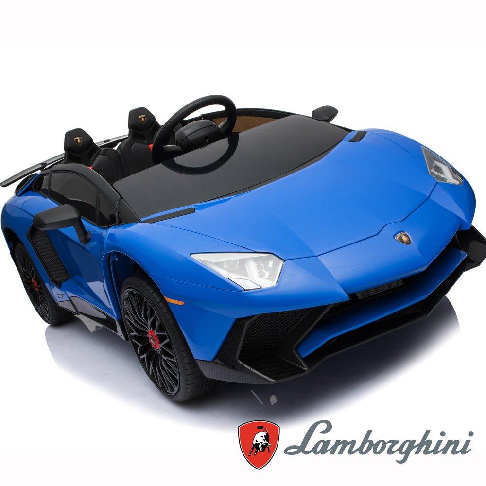 La Lamborghini elettrica per bambini su Amazon