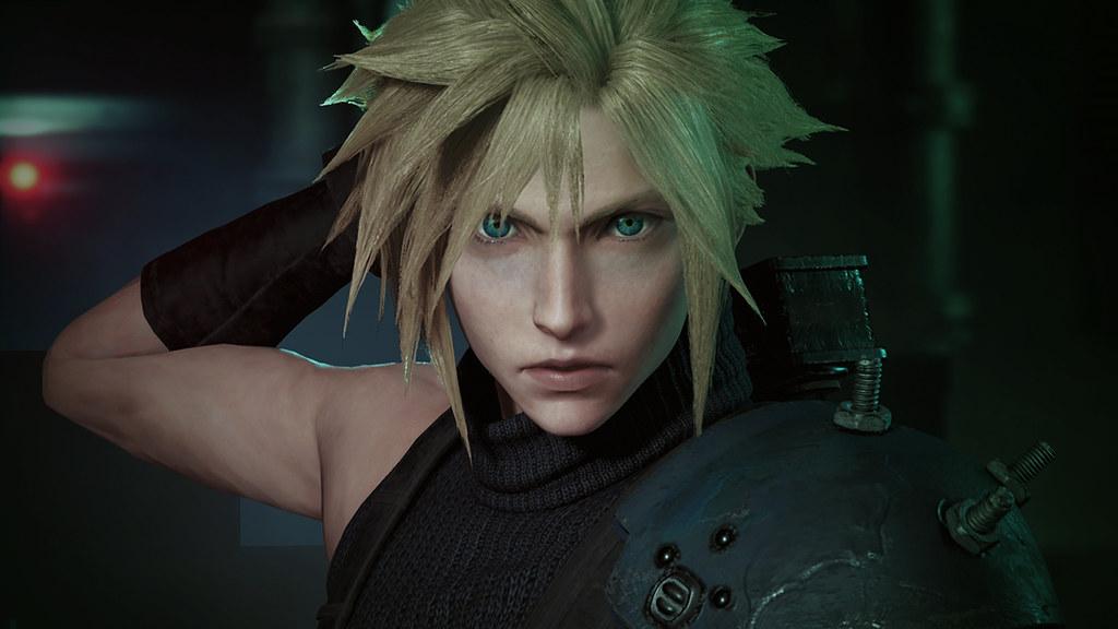 Il remake di Final Fantasy VII su Playstation 4