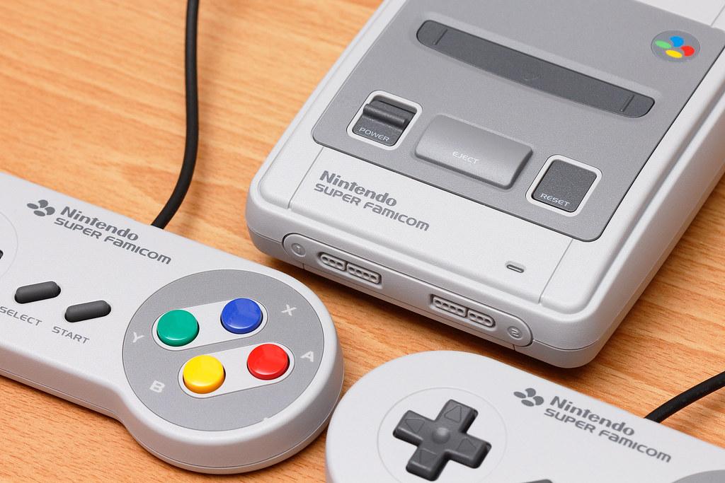 Super Nintendo Classic Mini su Amazon Prime