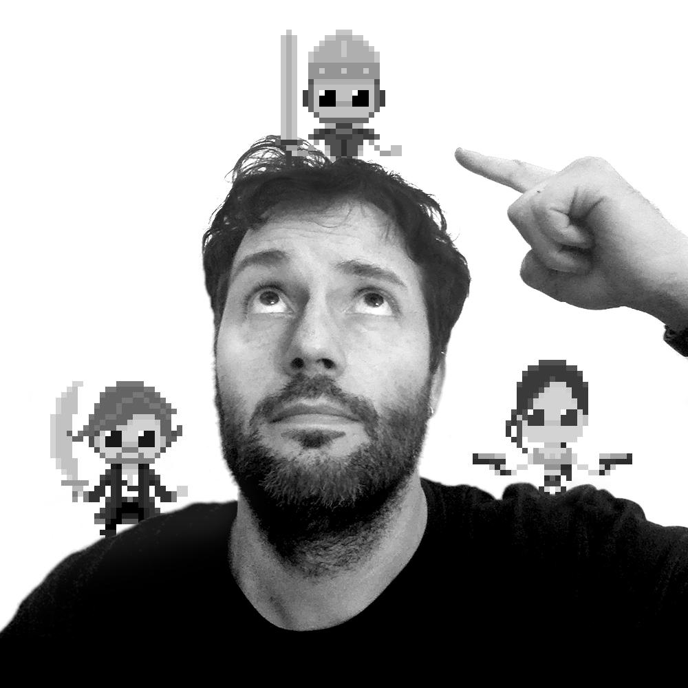 L'8-bit Pixel Art Maker The Oluk è la più bella storia di successo su internet che leggerai oggi!