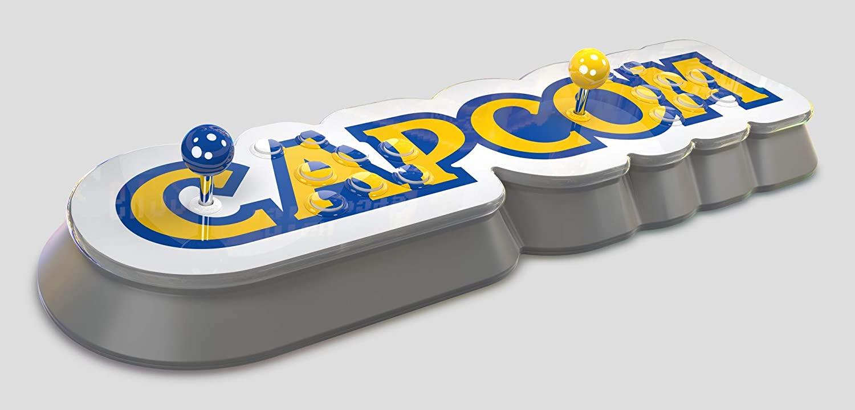 Capcom Home Arcade in vendita su Amazon con 16 giochi