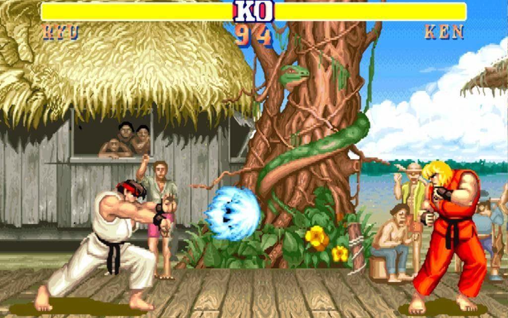 Questo cabinato Tastemakers porta Street Fighter arcade a casa tua