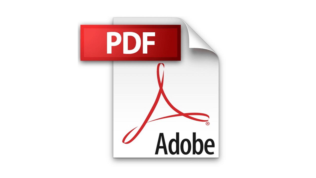 Si può caricare un file pdf su Facebook?