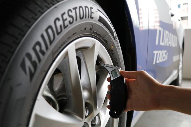 Un software Microsoft monitorerà gli pneumatici Bridgestone