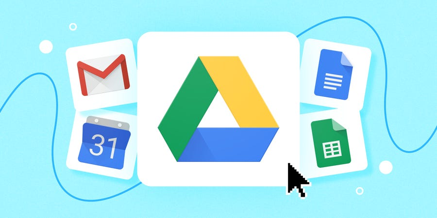 Come scaricare file da Google Drive