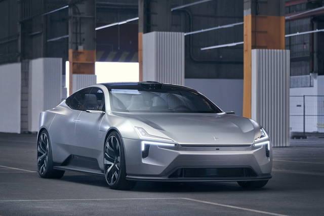 Entra in produzione l'auto elettrica con sistema operativo Android