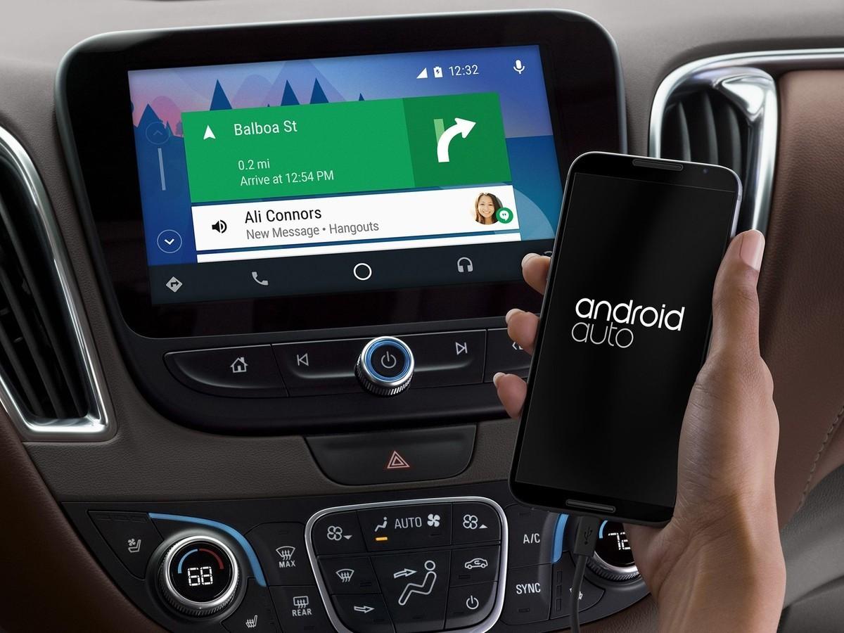 Nuovo aggiornamento Android Auto autunno inverno 2020