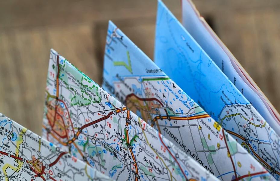 Come salvare un percorso Google Maps su iPhone