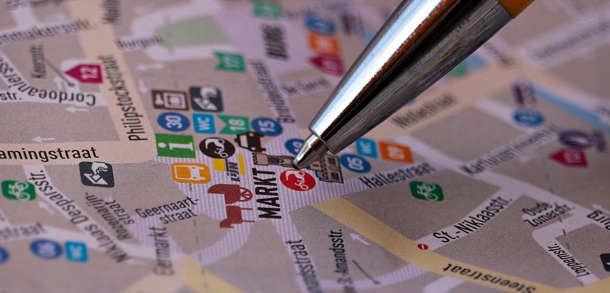 Come ritrovare l'automobile parcheggiata con Google Maps