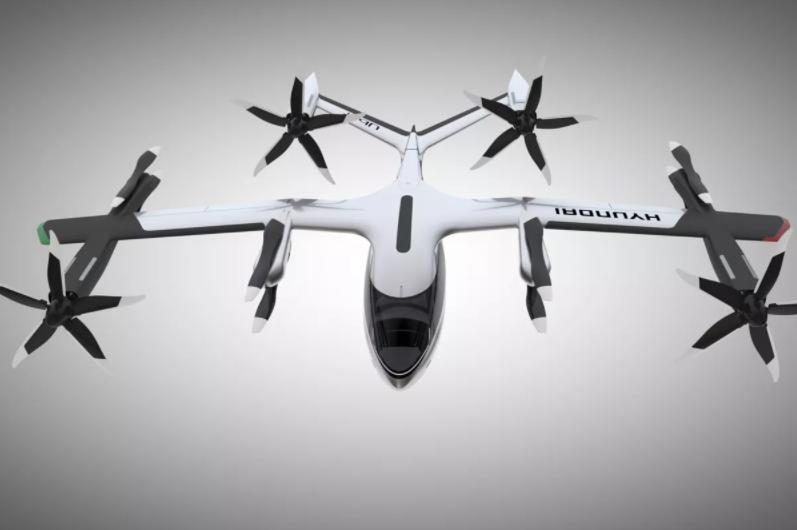 La macchina volante di Hyundai e Uber è in arrivo