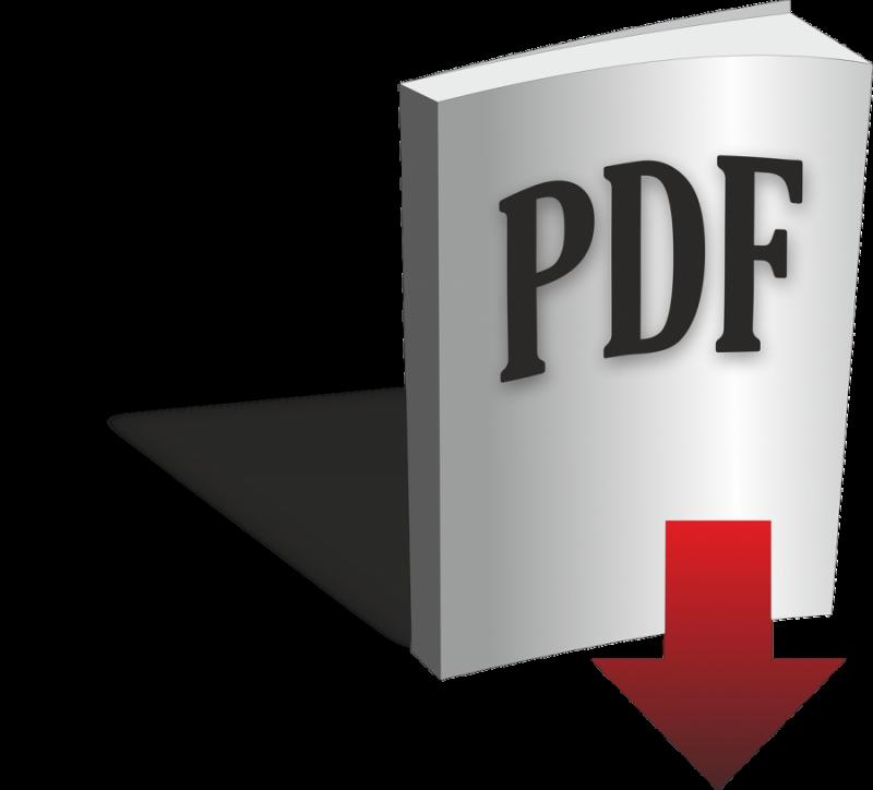 Come trasformare una foto in PDF da cellulare iPhone