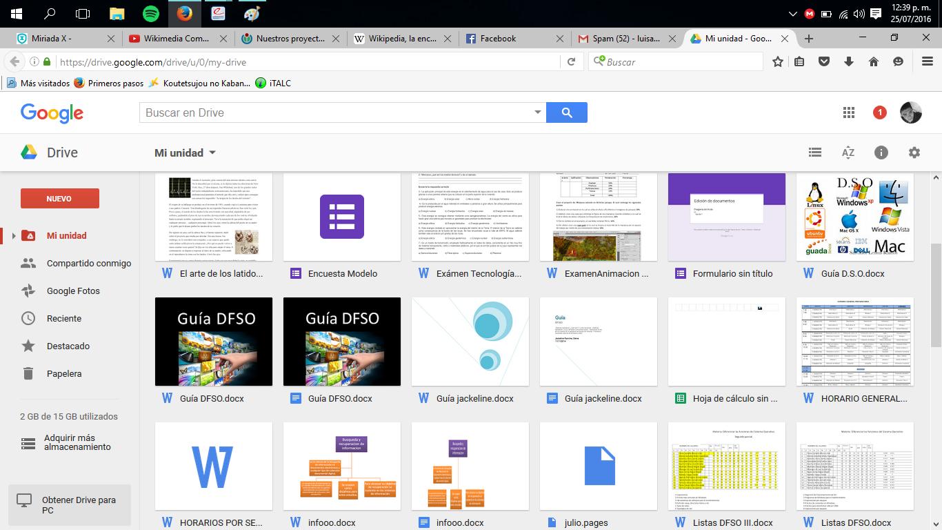 Scopri quali file puoi caricare su Google Drive
