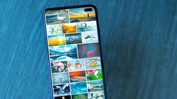 Trasferisci le foto da un account Google a un altro dispositivo