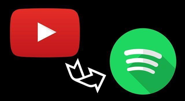 Come trasferire la playlist YouTube su Spotify