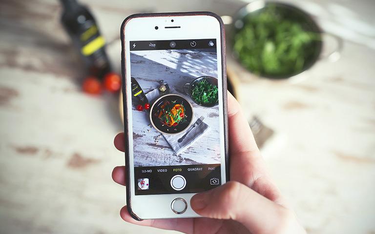 Come modificare le dimensioni di una foto da pubblicare su Instagram