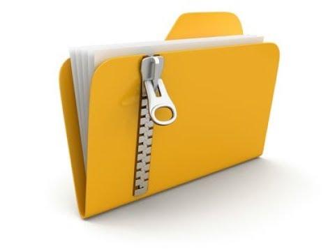 Come aprire un file ZIP con password conosciuta online