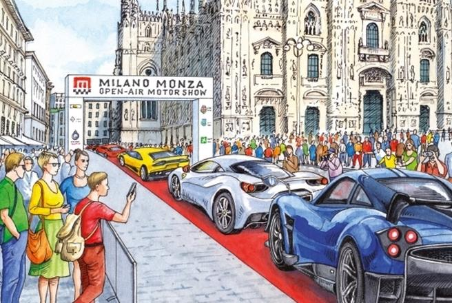 Milano Monza Motor Show 2021: nel sito ufficiale tutte le informazioni sul programma