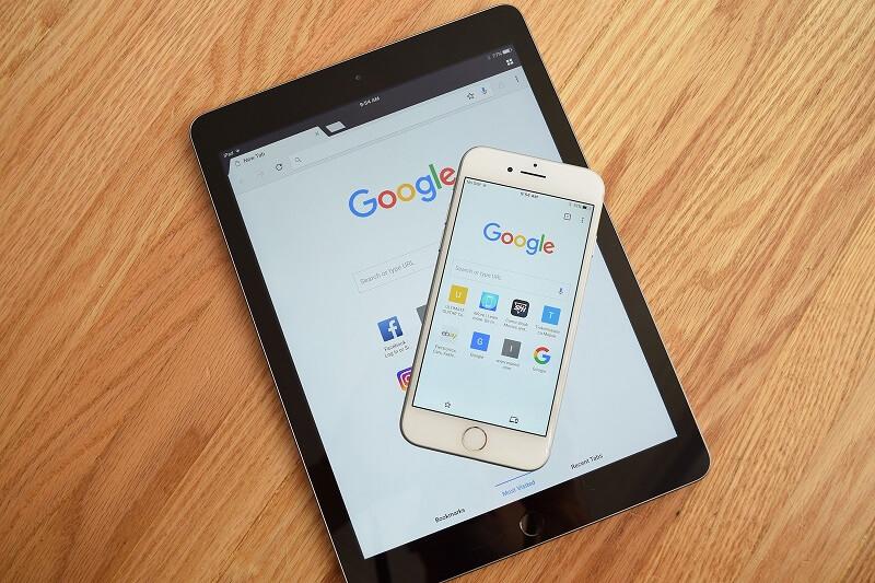 Aggiungere siti alla schermata Home di Google Chrome su iPhone