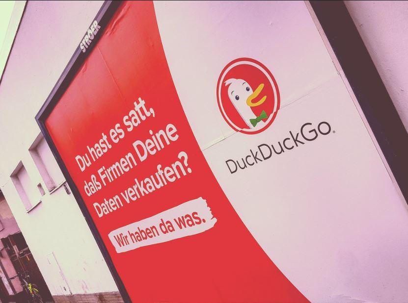 Perché installare DuckDuckGo browser per proteggere la tua Privacy