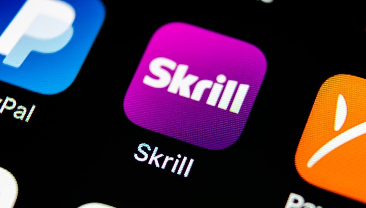 Richiedere online la carta prepagata Skrill