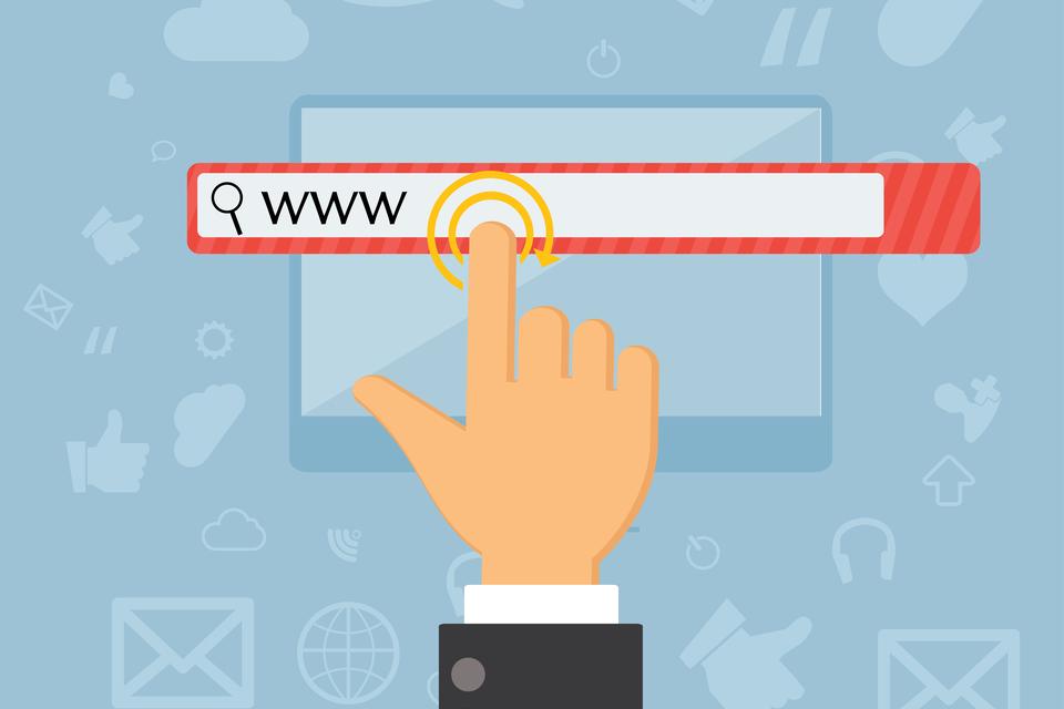 URL con %s al posto della query nell'impostazione del motore di ricerca predefinito