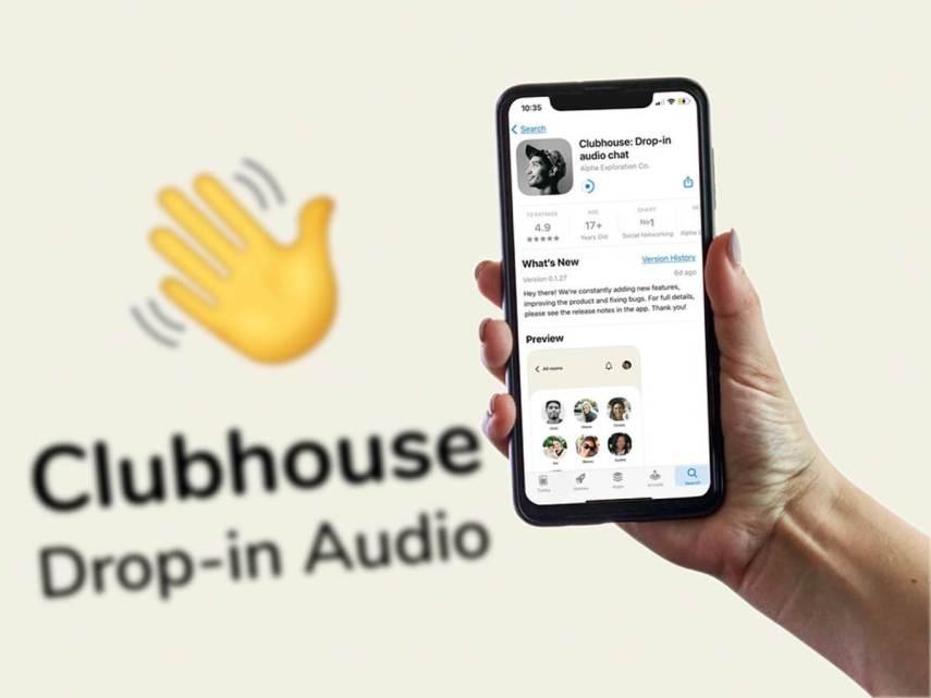 Basta con gli inviti, Clubhouse apre le porte a tutti