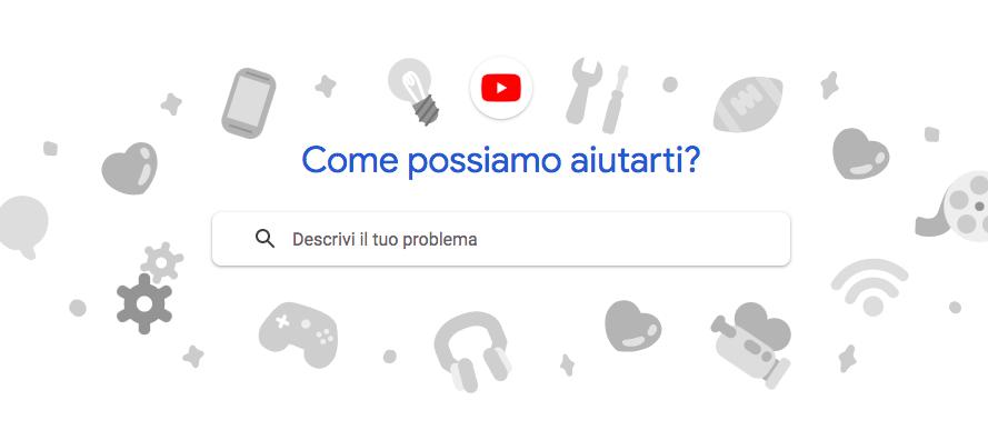 Segui queste procedure per segnalare contenuti indesiderati su YouTube