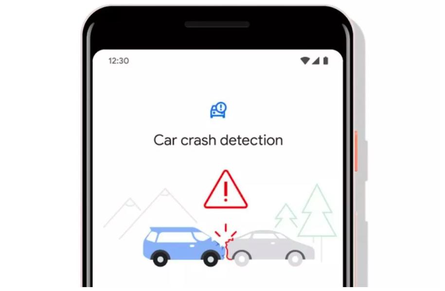Come funziona l'App Google Car Crash Detection