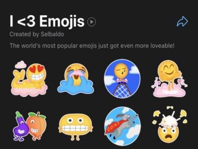 Su WhatsApp arriva un nuovo set di sticker animati