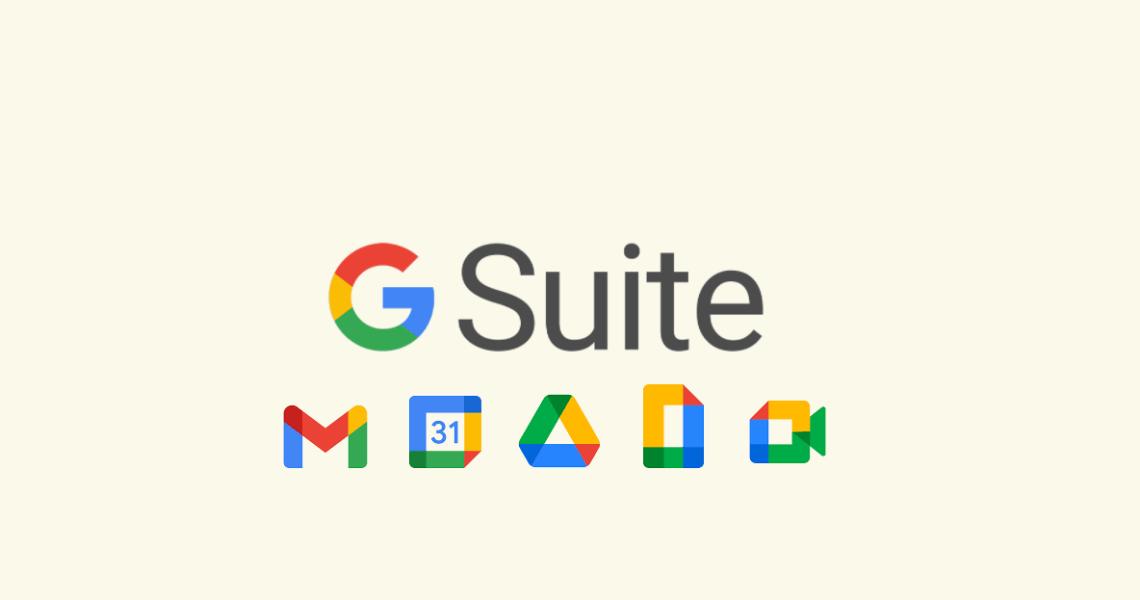 Come avviare le applicazioni all'interno di Google Suite for Education
