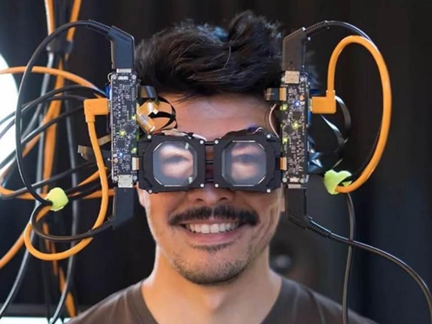 Facebook inventa la realtà virtuale inversa, a cosa serve?
