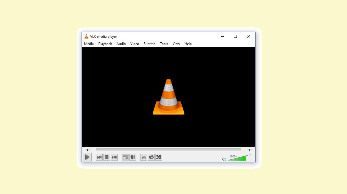 VLC Media Player è tra i migliori player video senza installazione