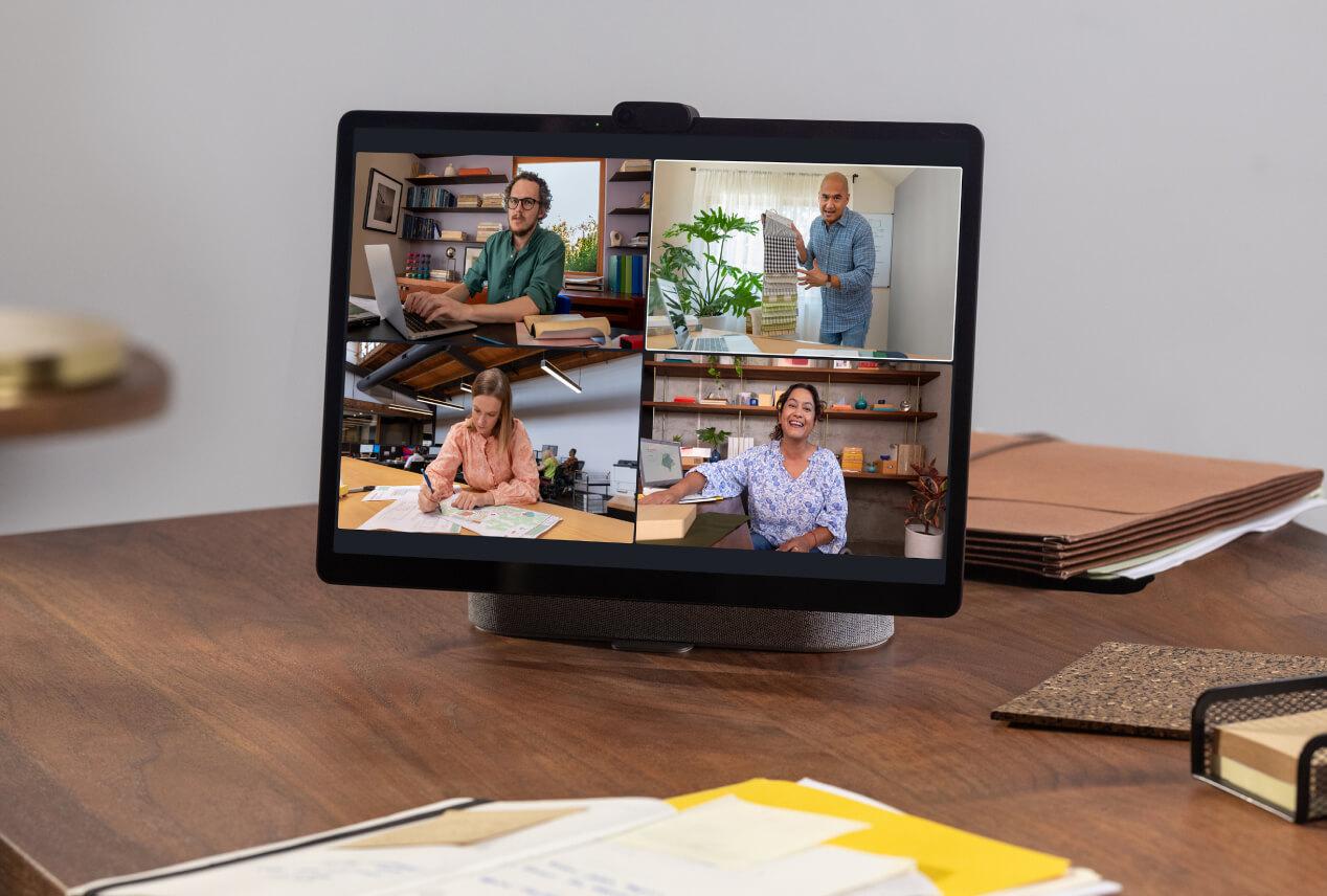 Facebook Portal Go: il nuovo dispositivo wireless per le videochiamate