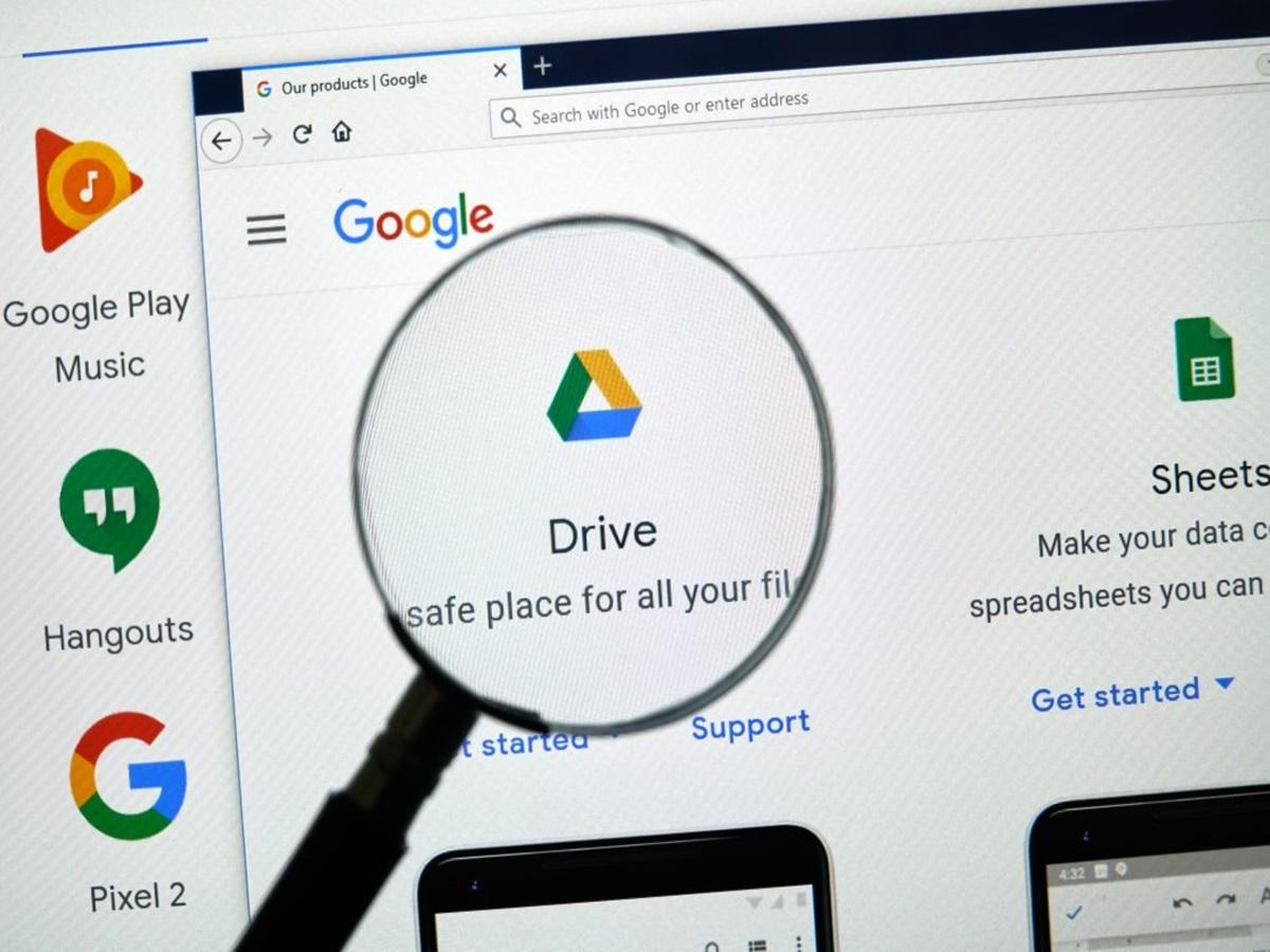 Google svela una funzione su Google Drive che ti piacerà!