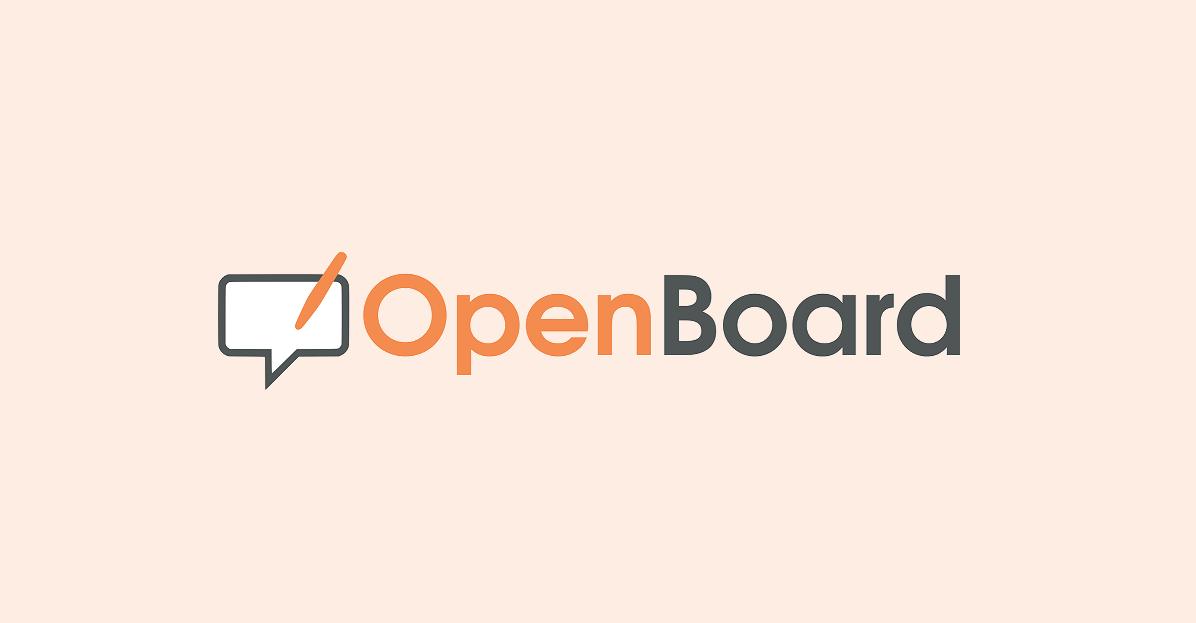 Puoi aggiungere file e video su una pagina di OpenBoard?