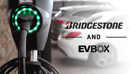 Partnership Bridgestone – EVBox per espandere l'infrastruttura di ricarica per i veicoli elettrici in Europa