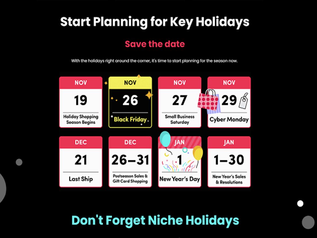 TikTok condivide una guida per la pianificazione strategica delle vacanze