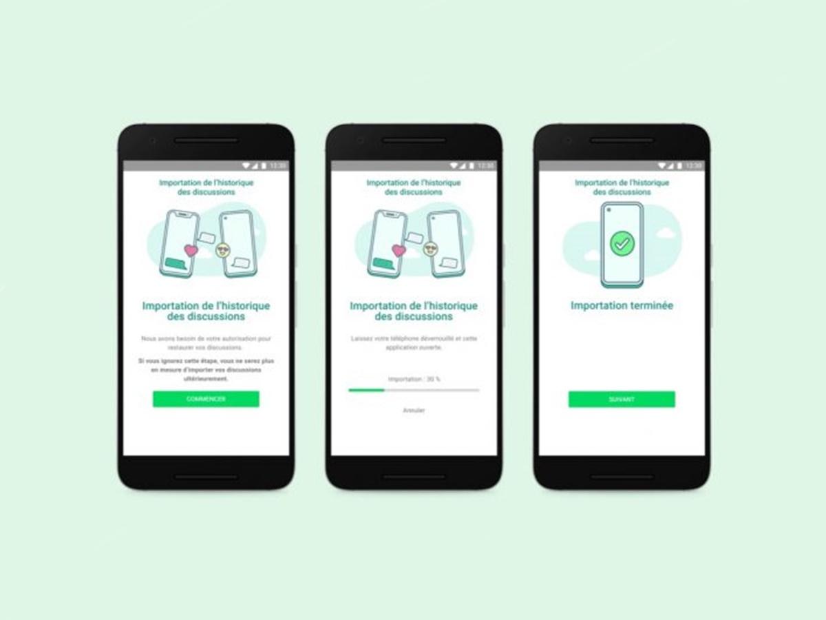 WhatsApp: come trasferire la cronologia chat tra iOS e Android