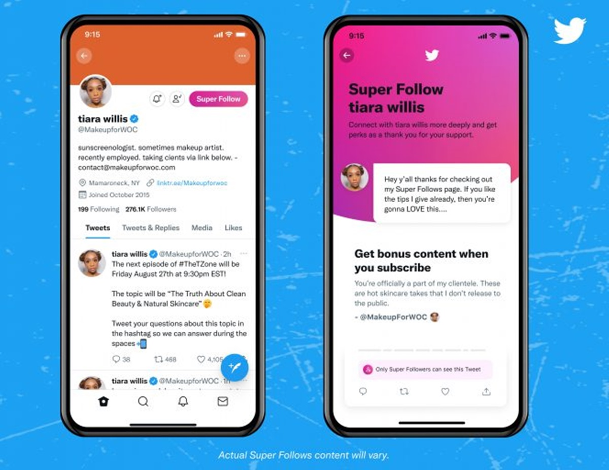 Guadagnare soldi con i Super Follows di Twitter, adesso è realtà