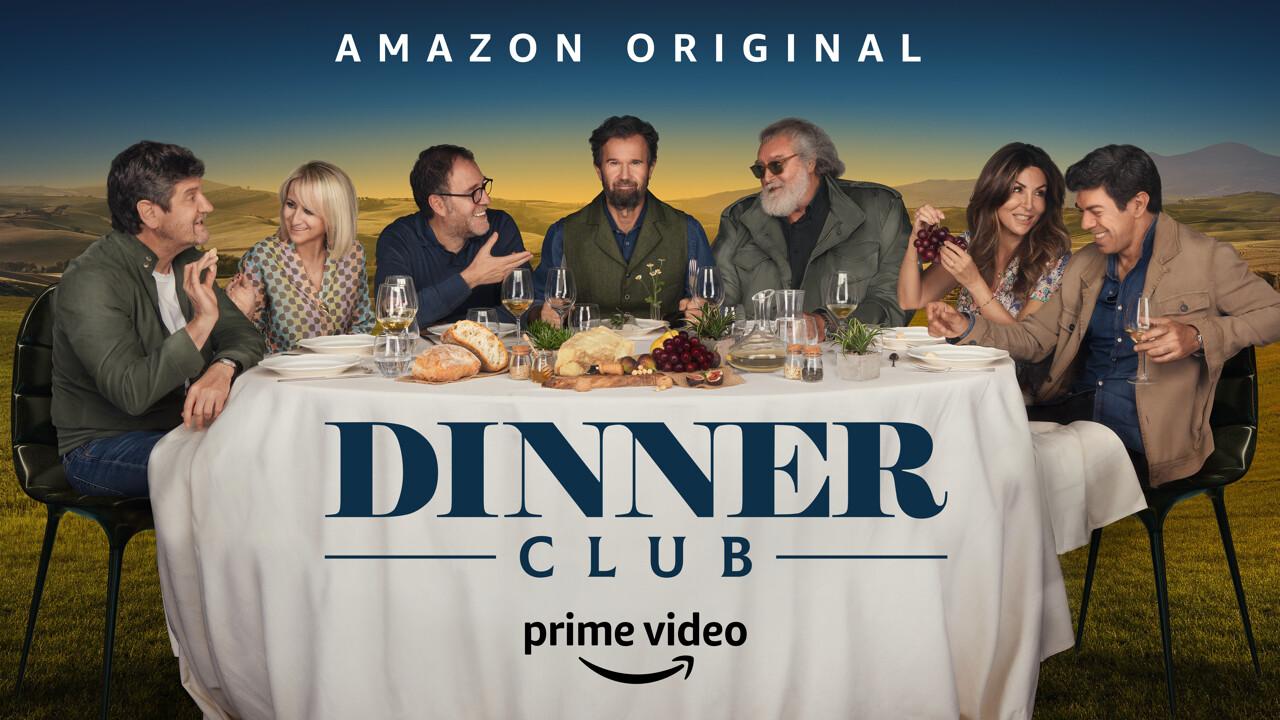 Cosa sappiamo di Dinner Club, il nuovo show di Amazon Prime
