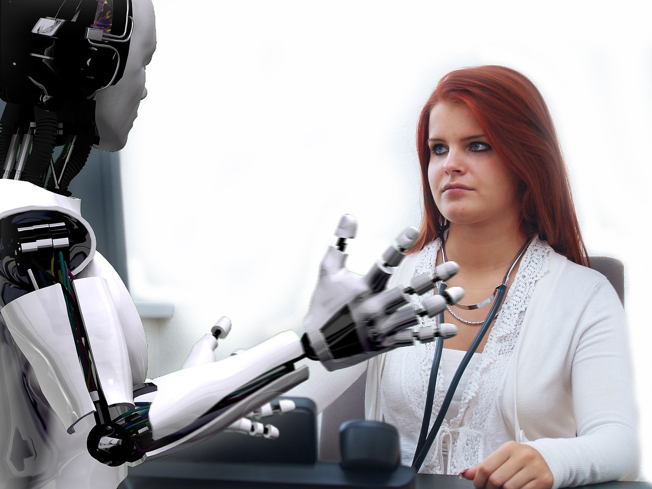 """Più fiducia nei robot se sembrano """"umani"""""""