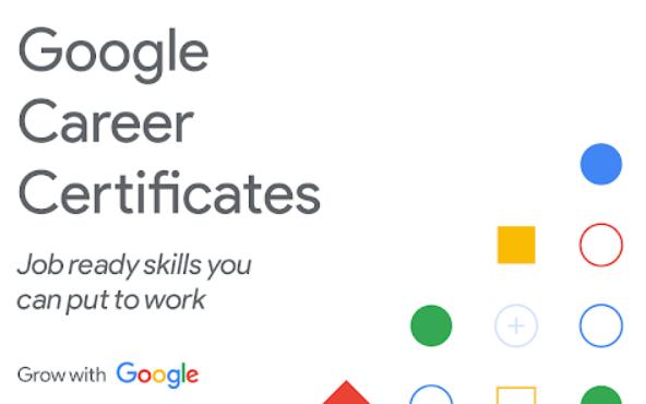 Cos'è il programma Google Career Certificates nel Regno Unito