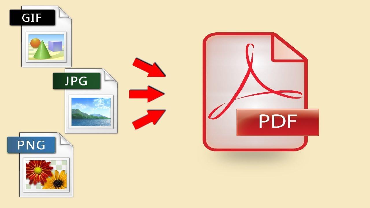 Come trasformare una foto in PDF su computer con Windows 10