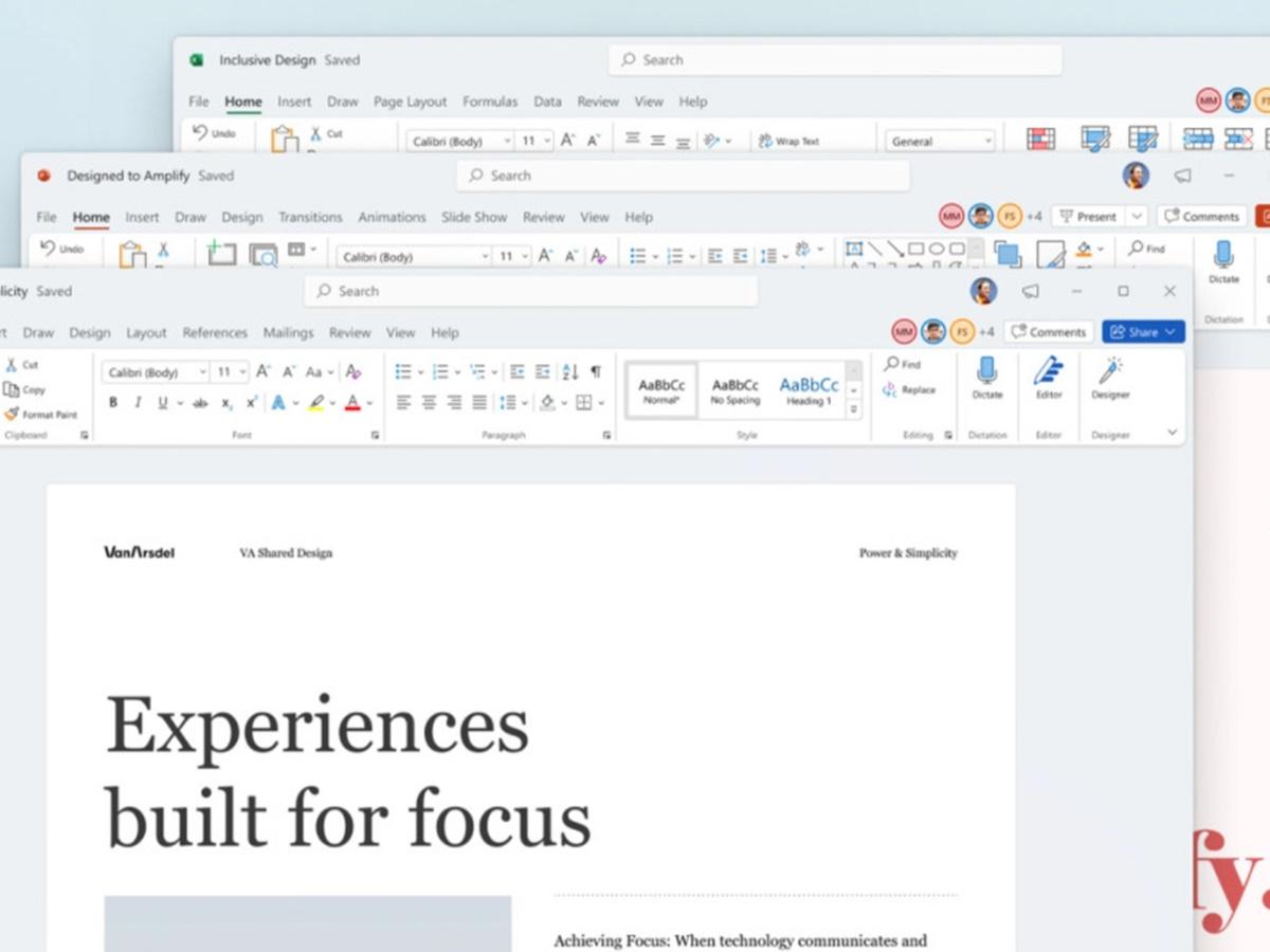 Microsoft Office 2021 sarà disponibile il 5 ottobre, lo stesso giorno di Windows 11