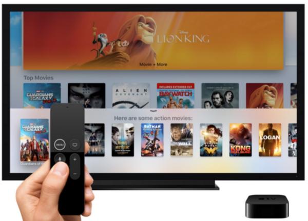Siri in italiano arriva su Apple Tv