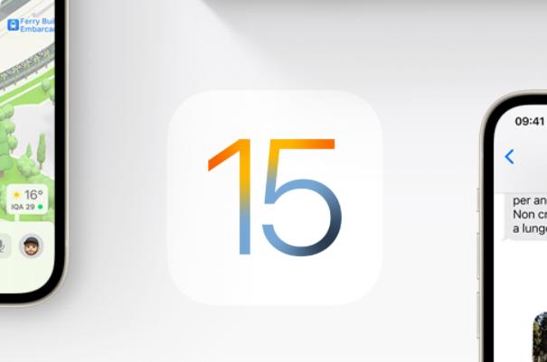 iOS 15: le novità per l'automotive