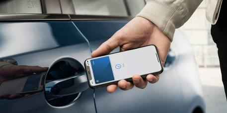 Come usare lo smartphone per aprire la macchina con Android 12