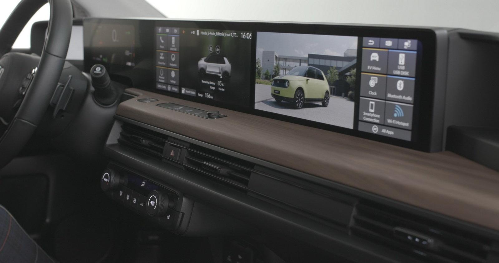 Dal 2022 tutte le automobili Honda avranno Google Android come sistema operativo nativo