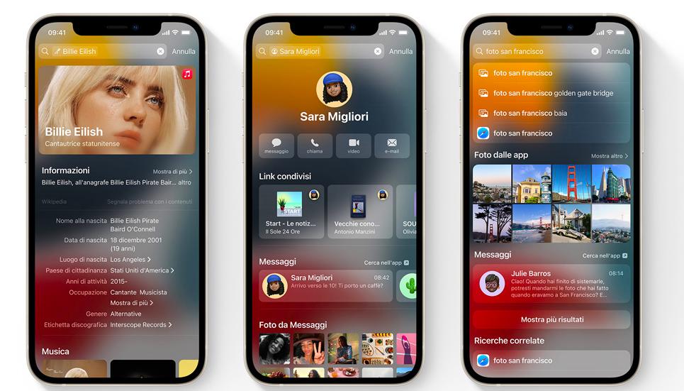 Tutti gli eventuali problemi segnalati dalla rete su iOS15