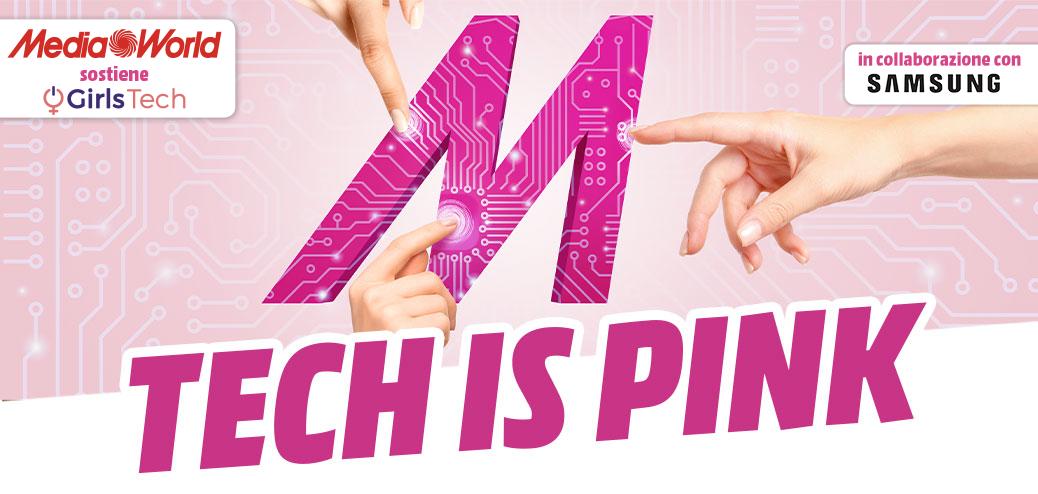 """Riparte Tech is Pink, il percorso di formazione sulle discipline Stem per """"sole ragazze"""""""